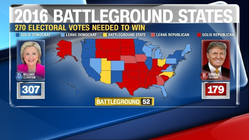 Road to 270: CNN's latest electoral college map | KUTV