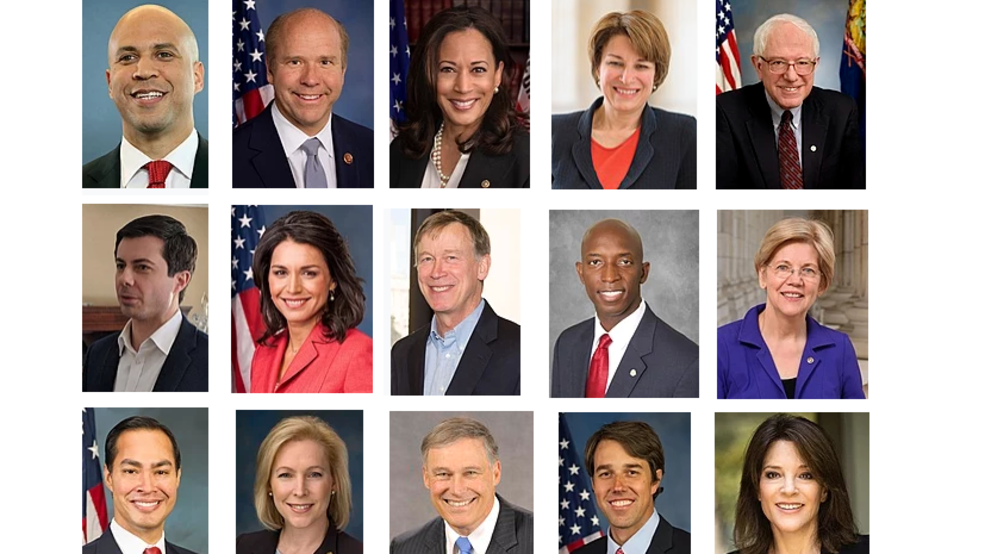 Image result for prominent democrats group pics