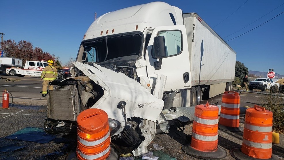 Speeding and Truck Accidents