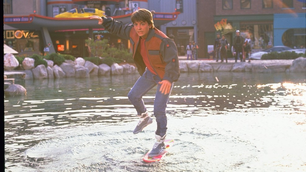 Michael J. Fox says Nike self-lacing  Back To The Future  shoes will be  available in 2016 c1d9936a1