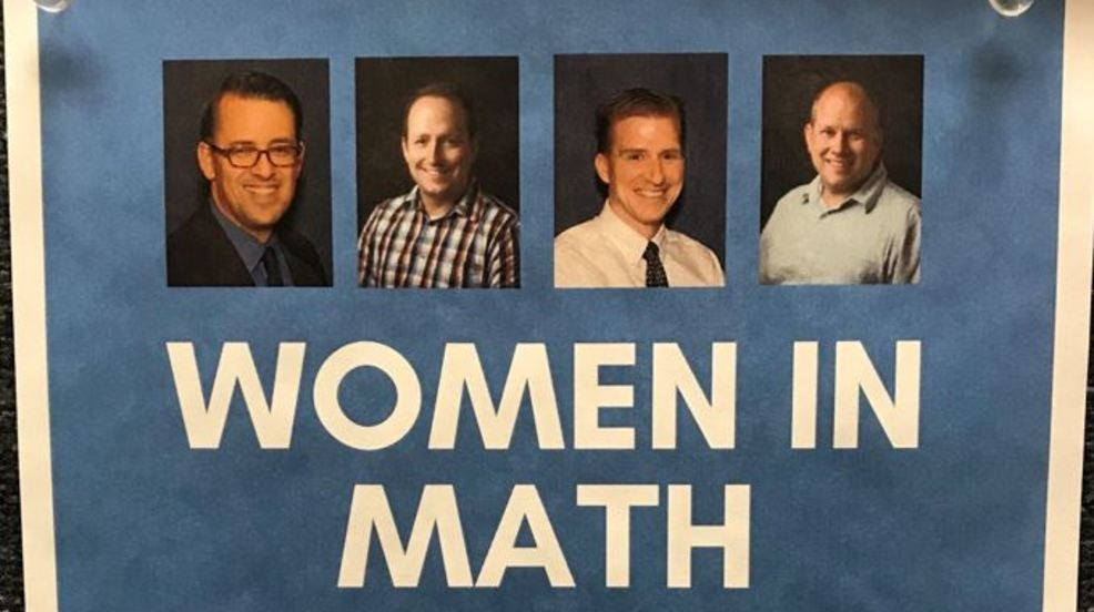BYU poster for Women in Math causes outcry of possible