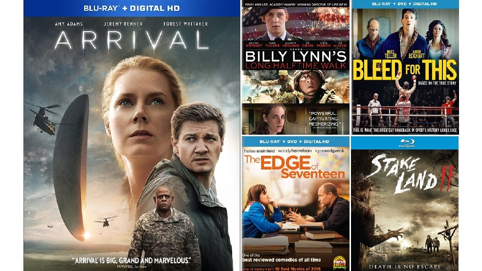 New DVD and Blu-ray releases for February 14, 2017 | KUTV