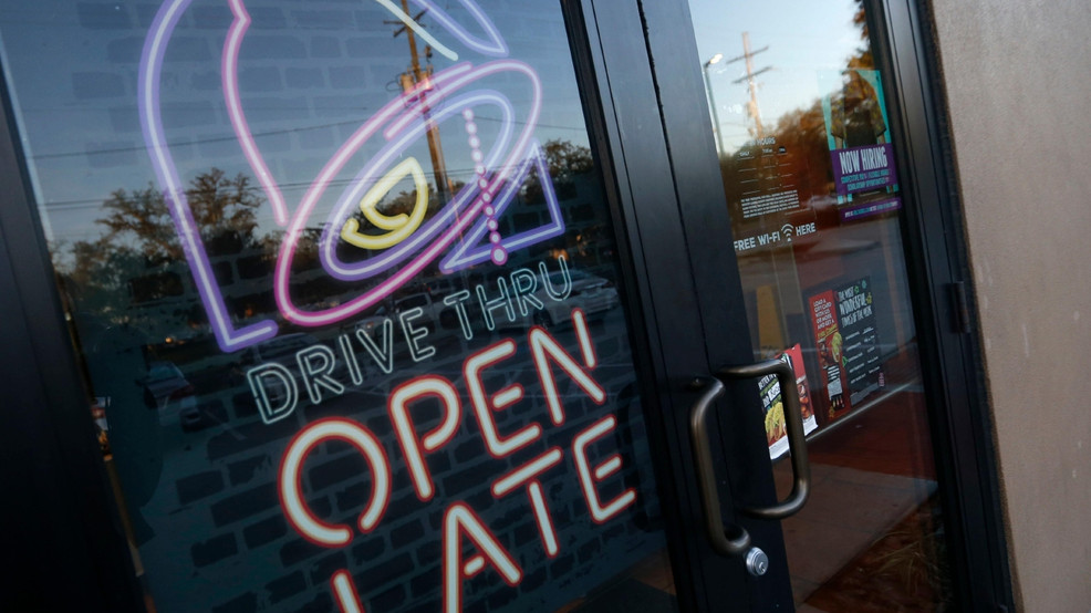 Taco Bell Open Christmas.Taco Bell Saying Farewell To 8 Fan Favorite Items As Menu Is