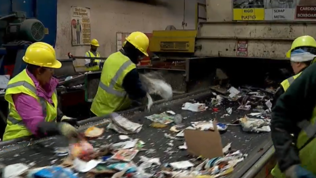 Shredded-paper is paper, so why can't it be recycled? | KUTV