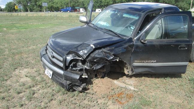 Man dies in motorcycle-vehicle collision in southern Utah | KUTV