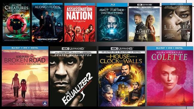 Late Arrivals A Last Minute Dvd And Blu Ray Gift Guide Kutv