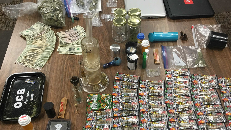 BYU-Idaho students face felony charges after drug bust at