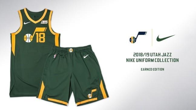 Christmas Jersey Design.Utah Jazz Release Design For New Christmas Day Uniform Kutv