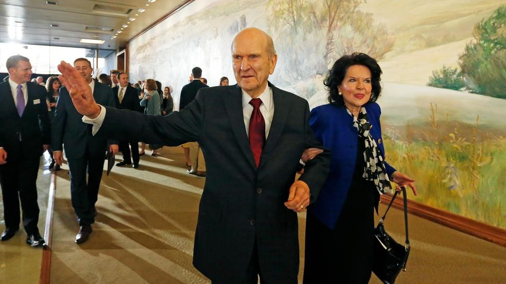 LDS President Nelson Invites You To His 95th Birthday Party