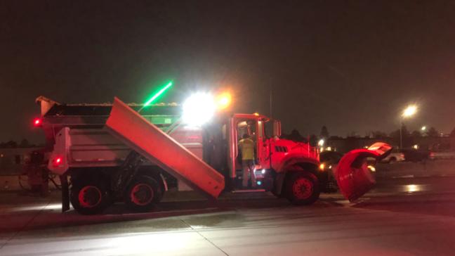 UHP: 20-car pile-up backs up traffic on SR-201   KUTV