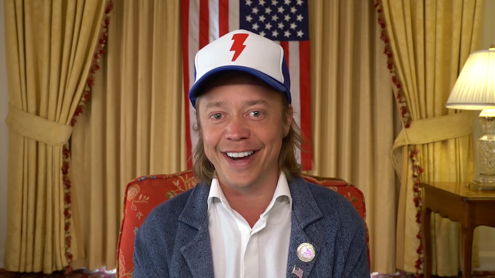 INTERVIEW: Brock Pierce, the kid from Disney's 'First Kid,' is running for  president | KUTV