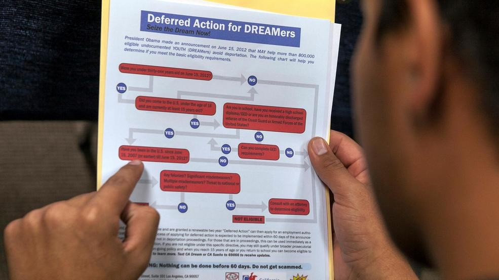Eligible But Got Nothing Hundreds Of >> Appeals Court Rules Against Trump On Daca Immigrant Policy Kutv