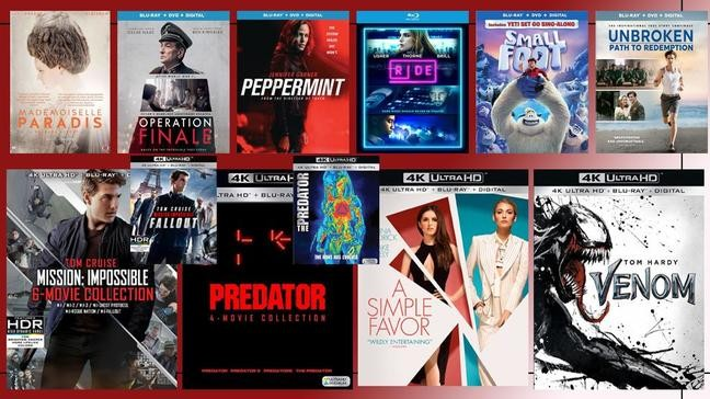 74e6c802d8ed Late arrivals  A last-minute DVD and Blu-ray gift guide (Photo  First Run  Features