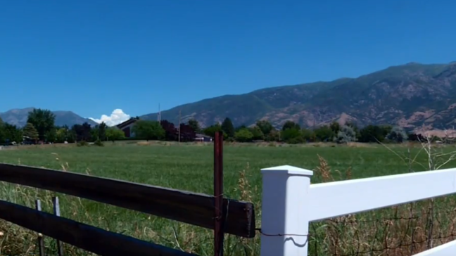 Layton family sells home and land to LDS Church to build
