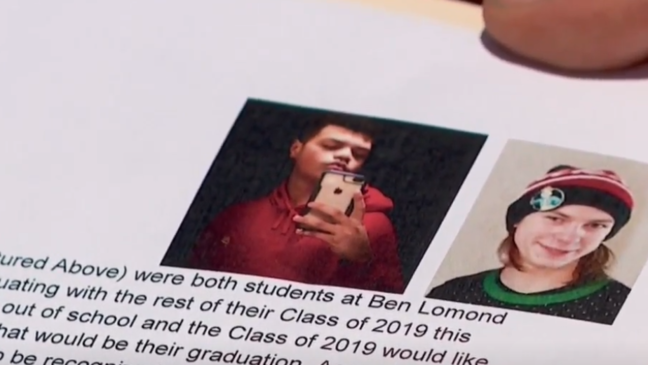 Ogden students push district to honor two deceased