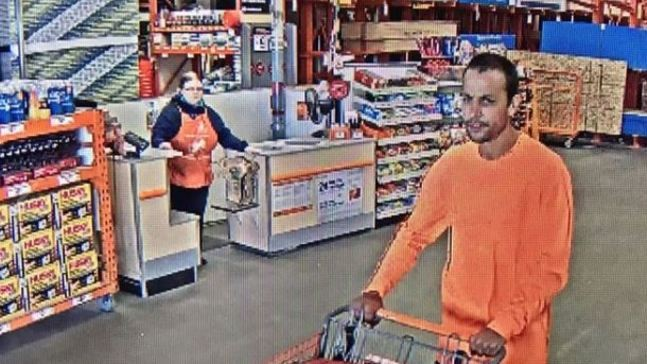 Police seek public's help identifying Home Depot thief who pushed