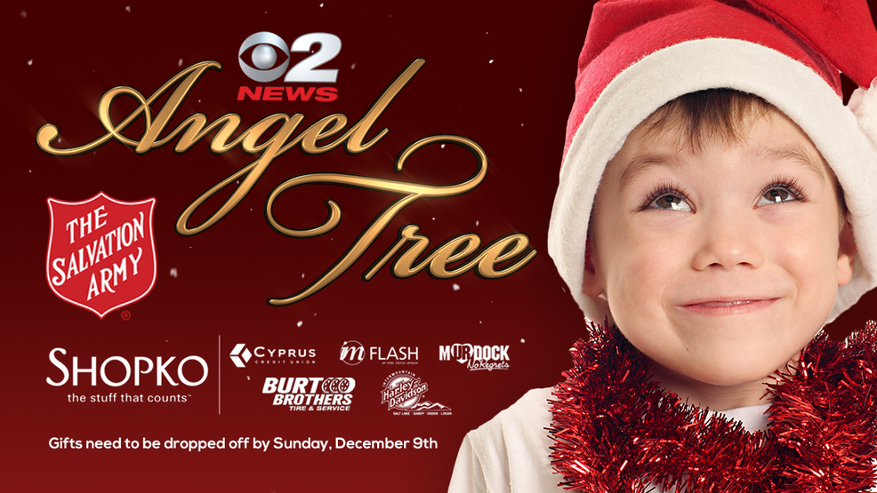 Help With Christmas.Angel Tree Needs Your Help To Provide Christmas For Needy