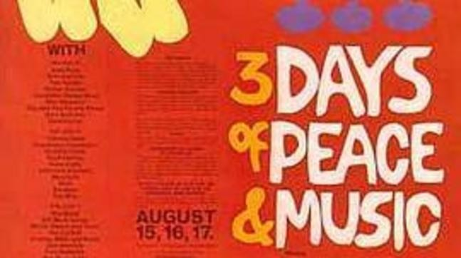 3 Days Of Peace Love And Music Woodstock 50th Anniversary Lineup
