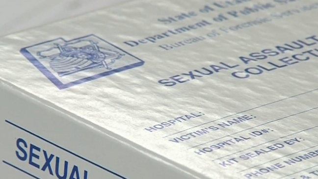 Utah reached a major milestone. It is now the eighth state in the country to clear its rape kit backlog. (Photo: KUTV)