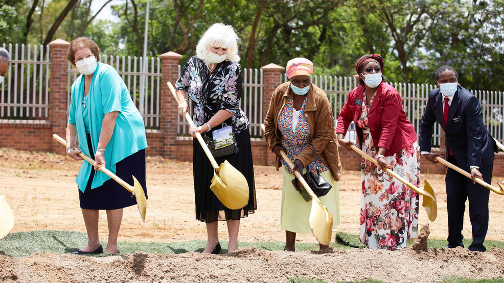 LDS Church hosts groundbreaking for Zimbabwe Harare Temple. (Photo: Church of Jesus Christ of Latter-day Saints)