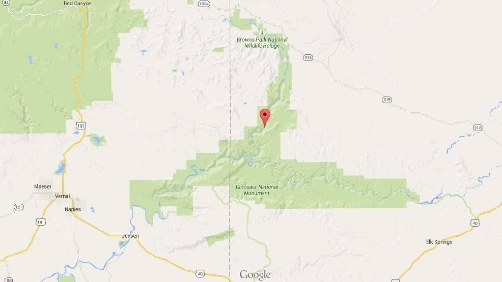 Man's recovered after weekend boating accident in Dinosaur ... on