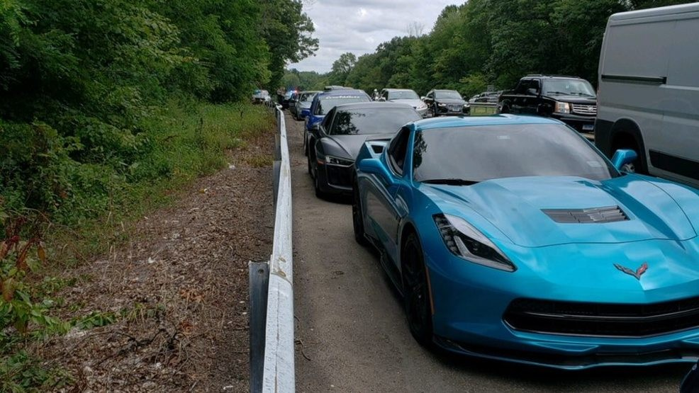 Troopers cite 10 sports car drivers for going too slow   KUTV