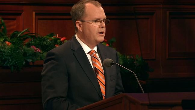 Summary: 188th LDS General Conference afternoon session on