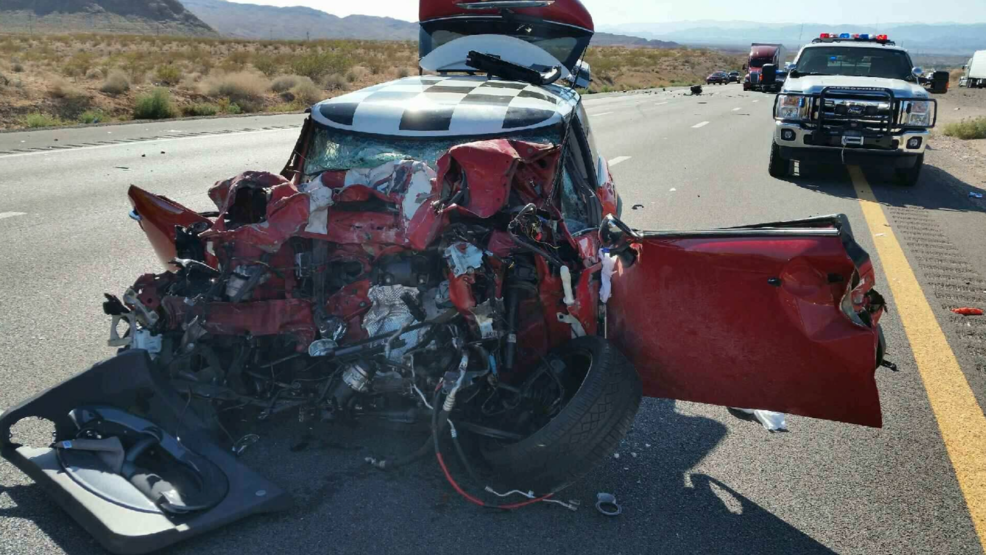 Road rage may have started fatal crash that closed I-15 north into