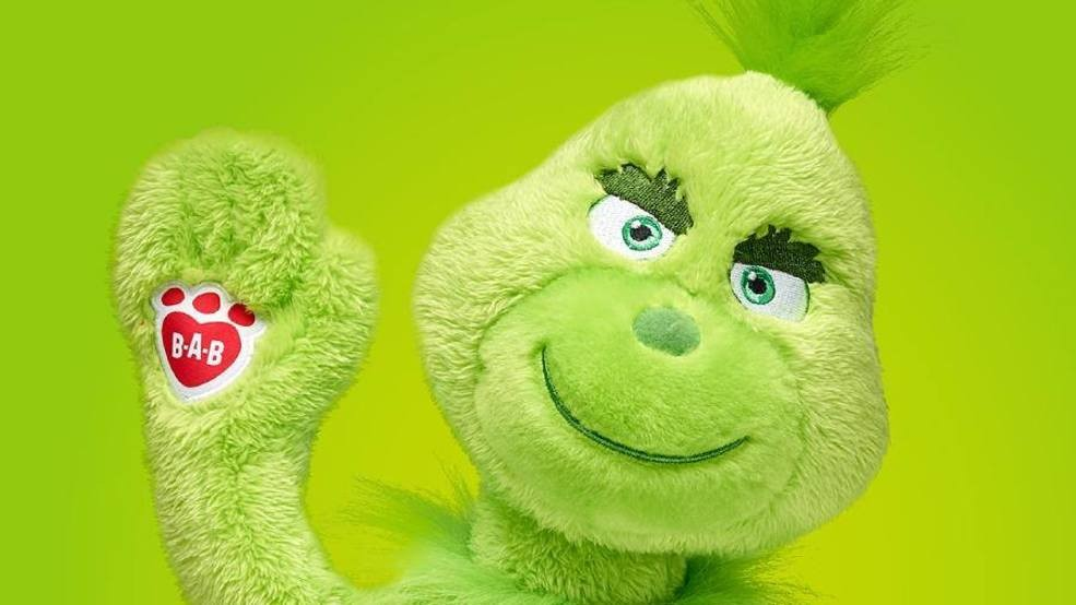 6a2e22ef7d9 Build-A-Bear Workshop announced on Facebook that it was offering a  brand-new Grinch toy last month in conjunction with The Grinch movie  release by ...