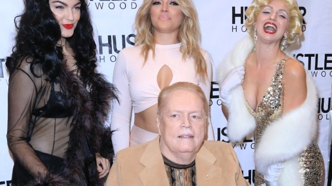 Exaggerate. cleared hustler larry flynt on gay rights think