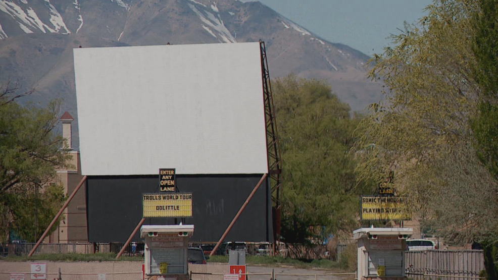 Drive In Movie Theater Cancels Friday Opening Due To County Public Health Order Kutv