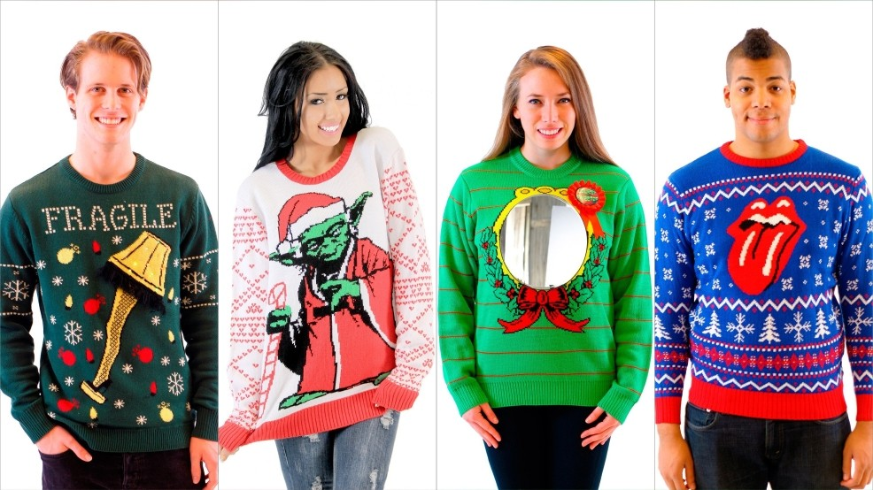 Horrible Christmas Sweaters.Ugly Christmas Sweaters Are Not Just A Trend It S A Money