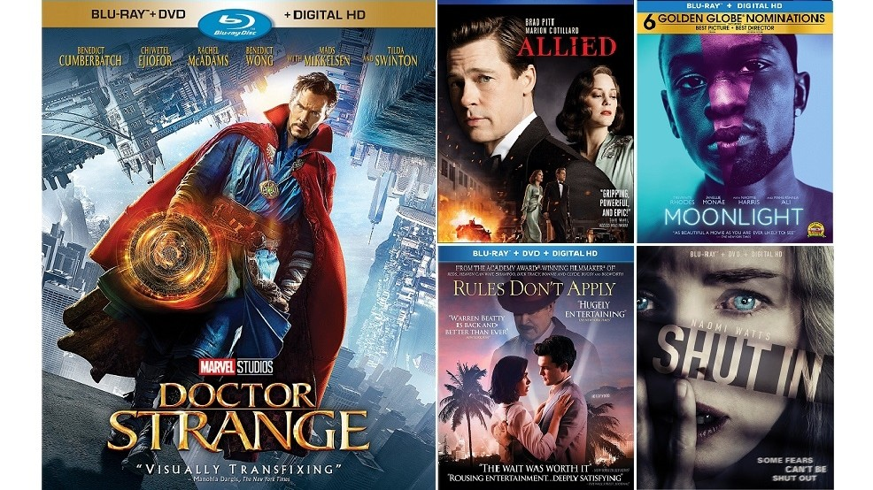 New DVD and Blu-ray releases for February 28, 2017 | KUTV