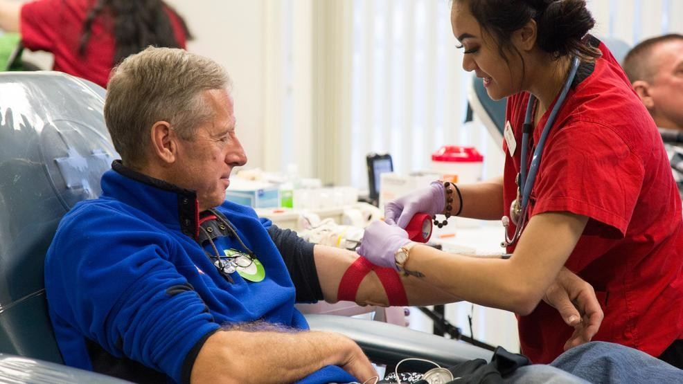American Red Cross facing type O blood shortages, needs donors now