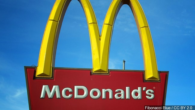 Study finds enough fecal matter on McDonald's touchscreens to put