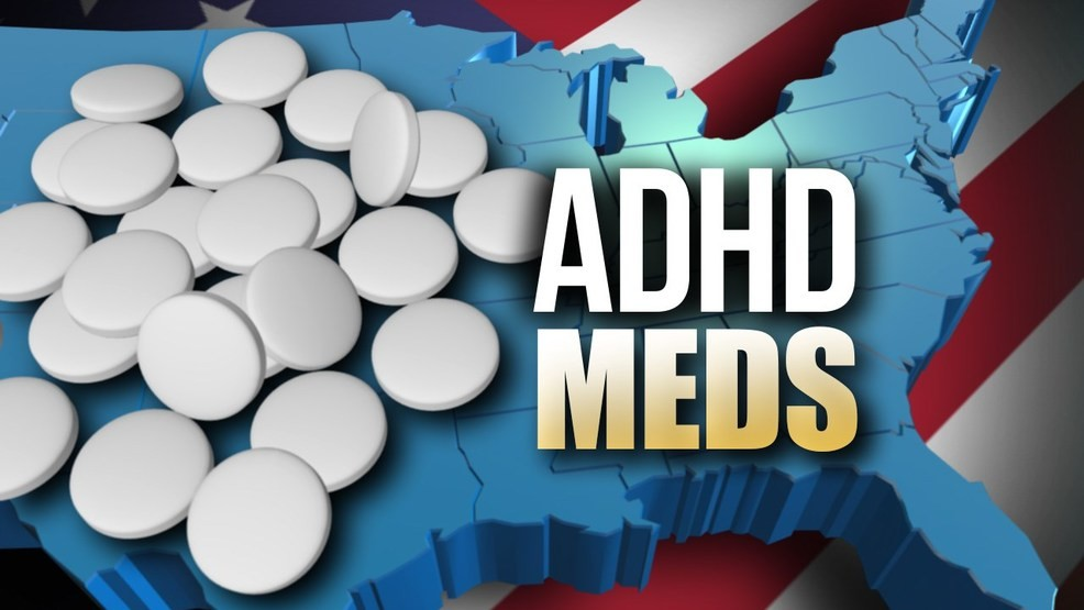 Adderall, other ADHD drugs linked to greater chance of
