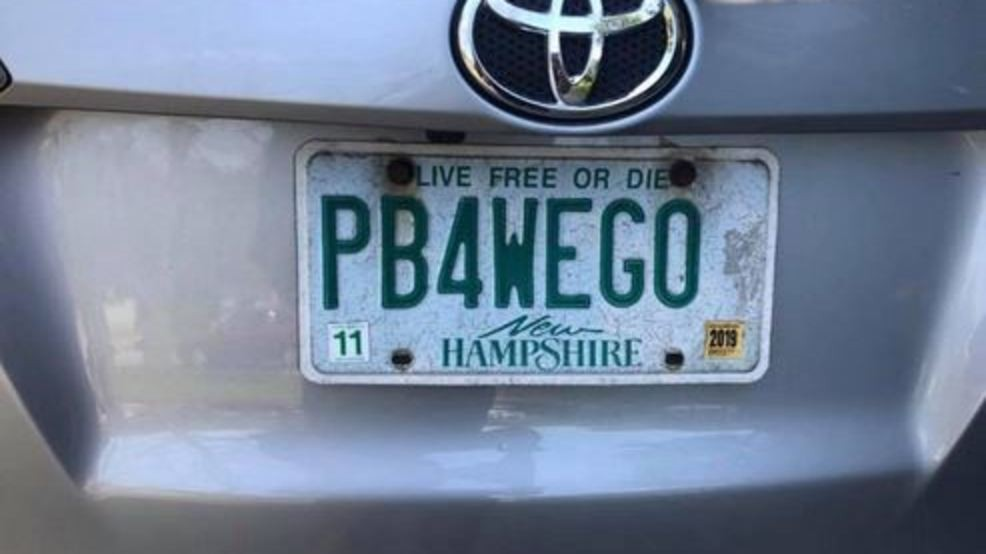Woman fighting request to turn in 15-year-old vanity plate